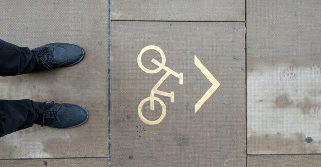 Rowerowa stolica bez rowerów?