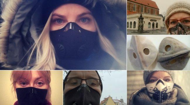 Czy warto nosić maskę smogową? Sprawdzamy! [TEST]