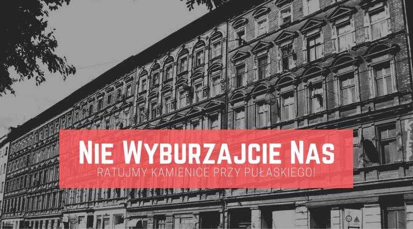 Kamienice na Pułaskiego