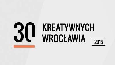 30 Kreatywnych Wrocławia