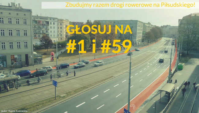 Jak mogą wyglądać ulice Wrocławia? Chcemy rewolucji!