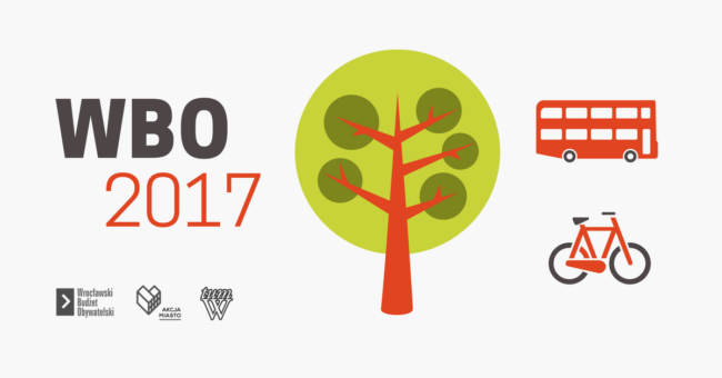 Zagłosuj z Akcją Miasto i TUMW! Nasze rekomendacje w WBO 2017