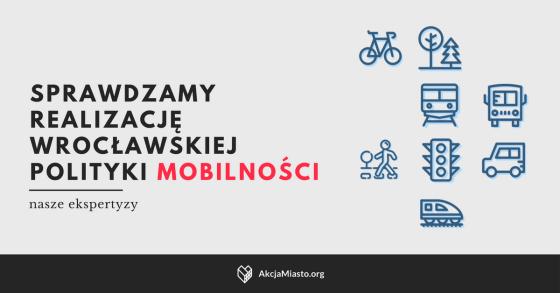 Analiza Wrocławskiej Polityki Mobilności