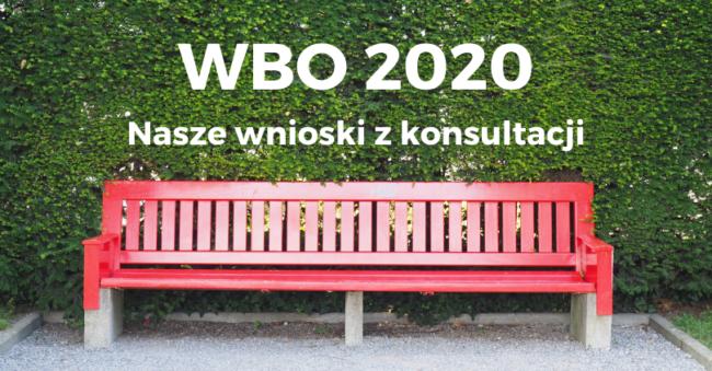 Chcielibyśmy, aby WBO 2020…