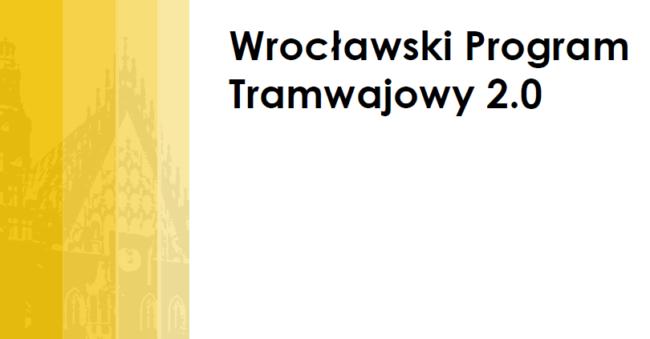 Wrocławski Program Tramwajowy 2.0